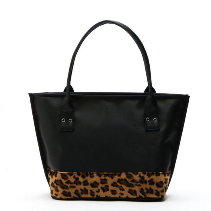 Women Hobos Bags Nylon Waterproof Tote Bag Patchwork Animal Print Shoulder Bags Female Shopping Handbag 2015 New Bolsos  #bag #handbags #Happy4Sales #backpack #highschool #bagshop #kids #WomenWallets #fashion #shoulderbags #L09582 #YLEY  #NewArrivals
