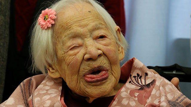 World's oldest person Misao Okawa turns 117 : Woman's Day