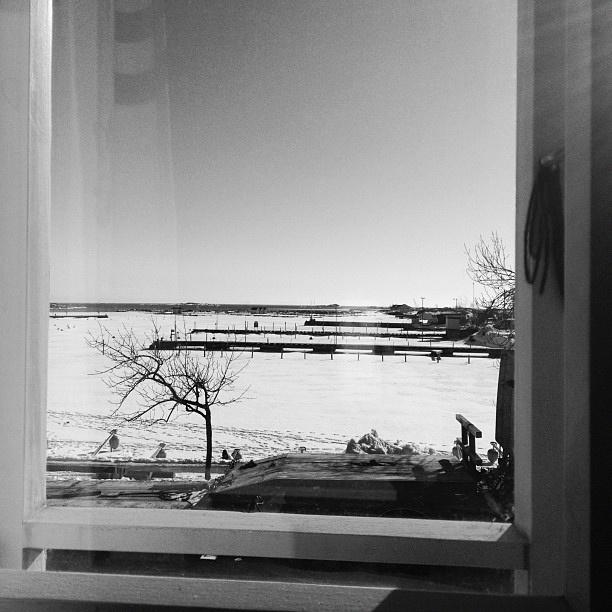 View from Restaurant Origo