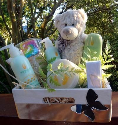 Baby Soft Feet Pamper Pack
