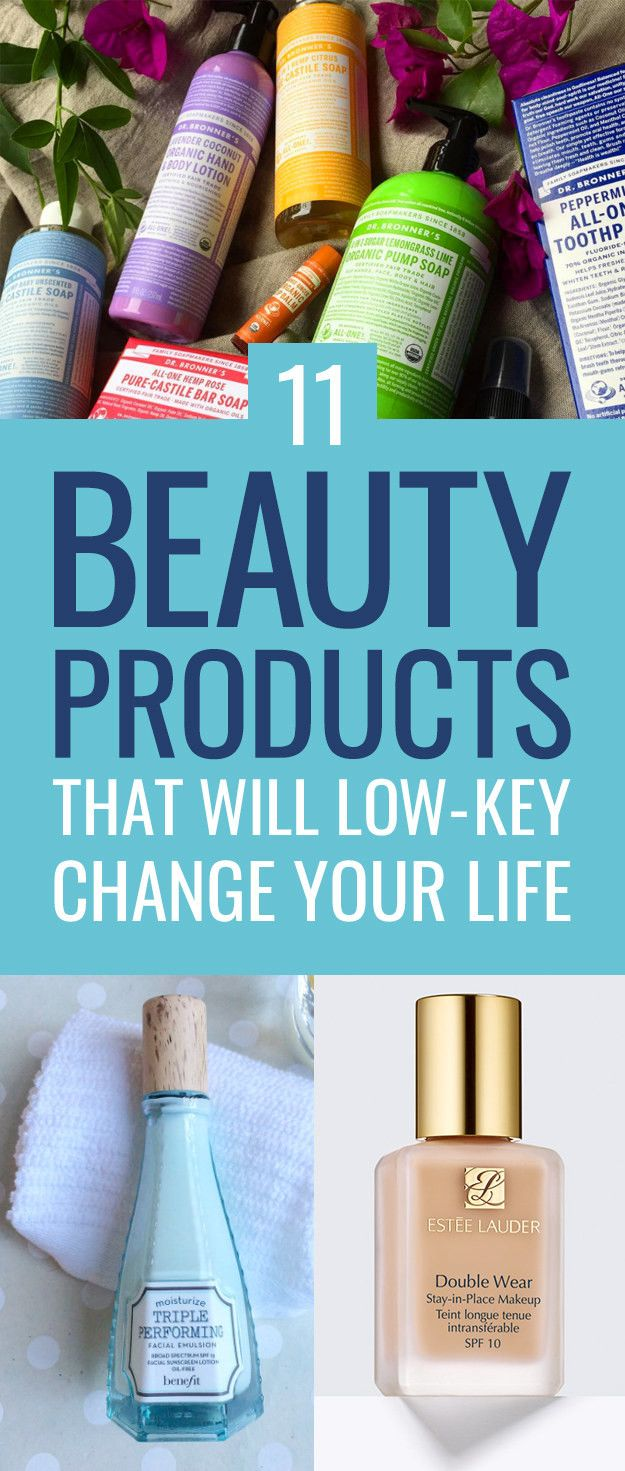 11 Beauty Products That Will Low-Key Change Your Life