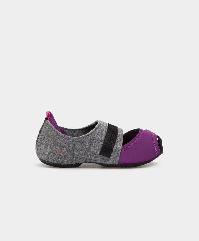 Тренировочные кроссовки с полосами -   Oysho