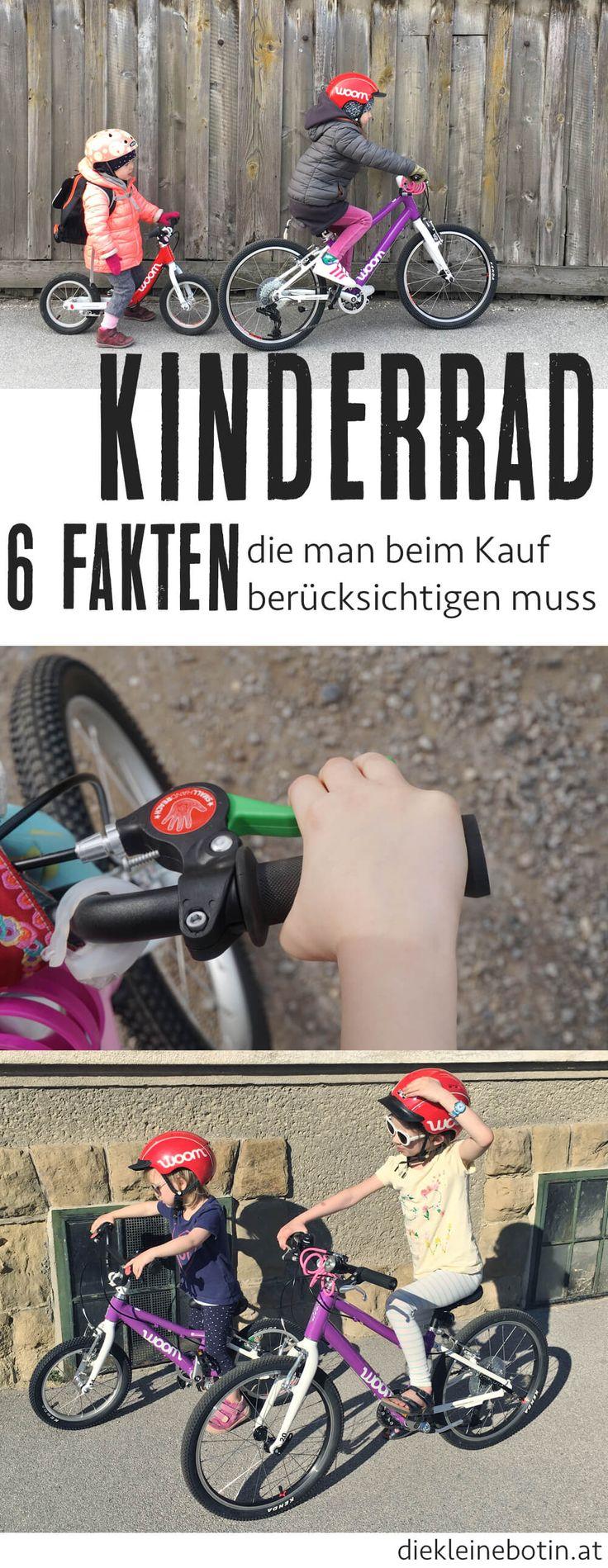 Diese 6 Fakten muss man beim Kauf eines Kinderrad berücksichtigen! Ein Kinderfahrrad muss nicht nur optisch was hermachen, auch das Gewicht und die Ergonomie spielen eine große Rolle.