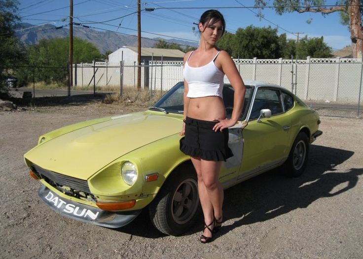 Worksheet. 90 best images about Datsun Z Girls on Pinterest  New nissan z