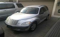 Used 2002 Chrysler PT Cruiser  for Sale ($4,350) at St Cloud, FL