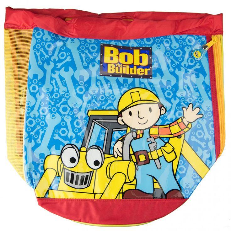 Bob the Builder Tote Bag
