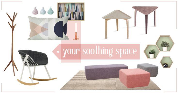 Living room ideas: Scandinavian style