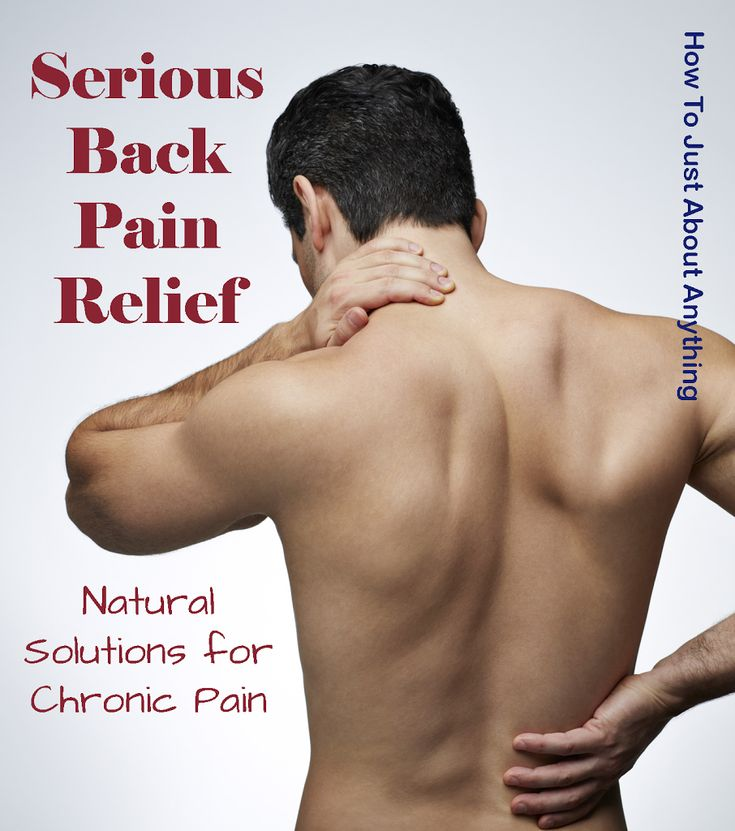 Anyone with chronic back pain knows how disruptive this issue is. It effects everything you do and can put limits on what you're able to do. I'll get the occasional backache, but my husband has had severe back pain for the last 3 years. He has scoliosis, a bulging disc and irregularly shaped vertebrae among [...]