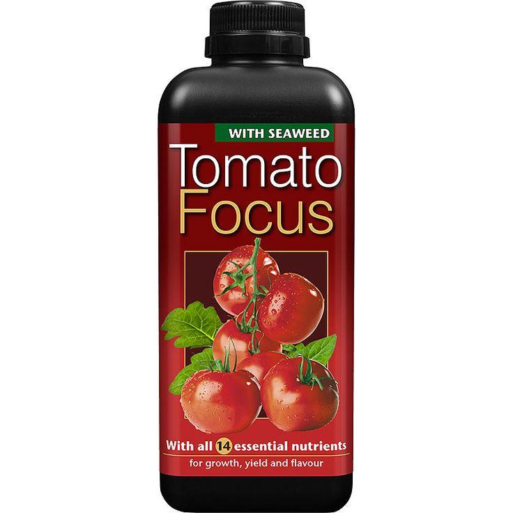 Tomatnäring - Tomato Focus, 1 liter #Tomatnäring #Gödning