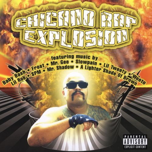 Chicano Rap Explosion [CD] [PA]