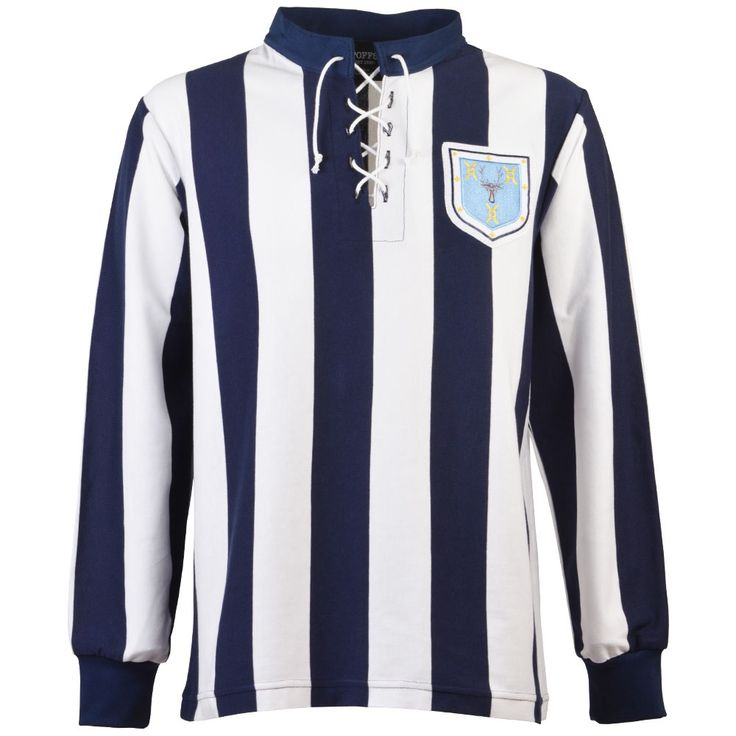 West Brom shirt for the 1931 FA Cup Final.