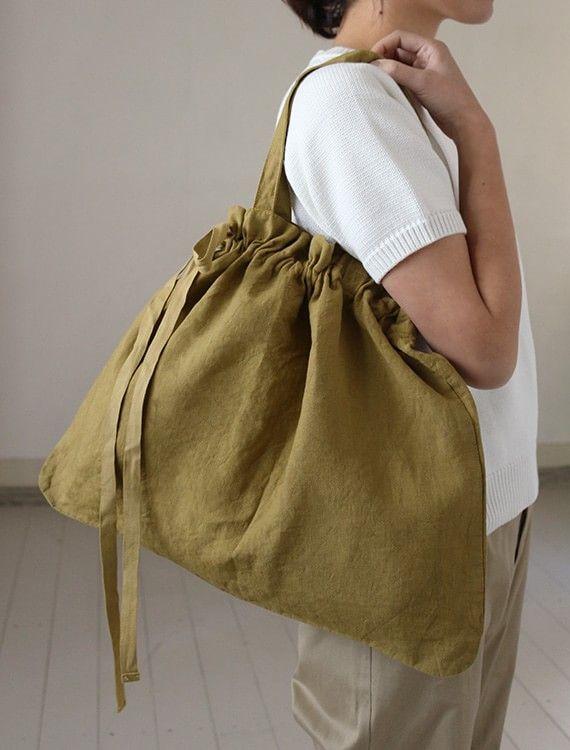 Lisetteのバッグ サック・ア・デッサンのページです。東京二子玉川のリネンバード、リゼッタ、コホロ、ムーリット、鎌倉オクシモロンの公式オンラインショップ。リネン生地や編み糸、ファッション、作家ものの器を販売。暮らしまわりのアイテムをお届けします。