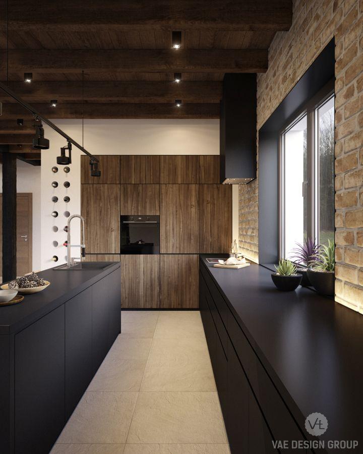 Studio: Vae Design Group Designers : Eugene Varkovich, Vitalii Savko Location: Belarus Area: 280 sq.m. Year of realization: 2016