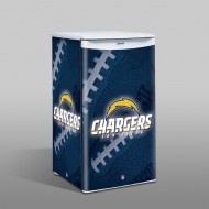 San Diego Chargers NFL Counter Top Fridge