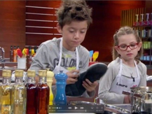 The Internet is crying happy tears over this super sweet MasterChef Junior moment // Those cute adorable Spaniards :D <3