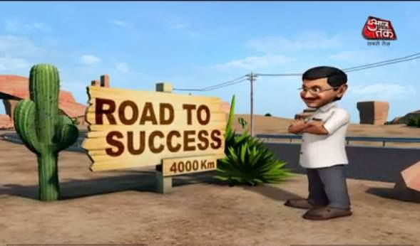 SO SORRY: Arvind Kejriwal's road to Success