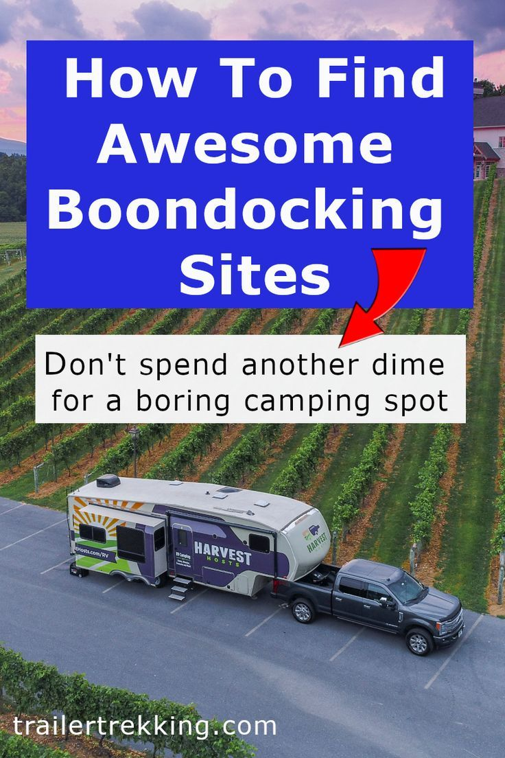 Awesome Boondocking Sites Are Free In 2020 Rv Campsite Boondocking Camping Boondocking