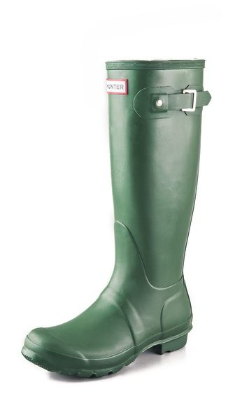 Hunter Boots Original Hunter Wellington Rain Boots  @Robert Winship umm...