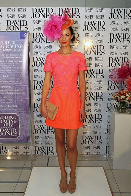 Remember, the higher your race day hemline, the lower the heels should be to ensure your look is elegant and sophisticated. www.stylestaples.com.au