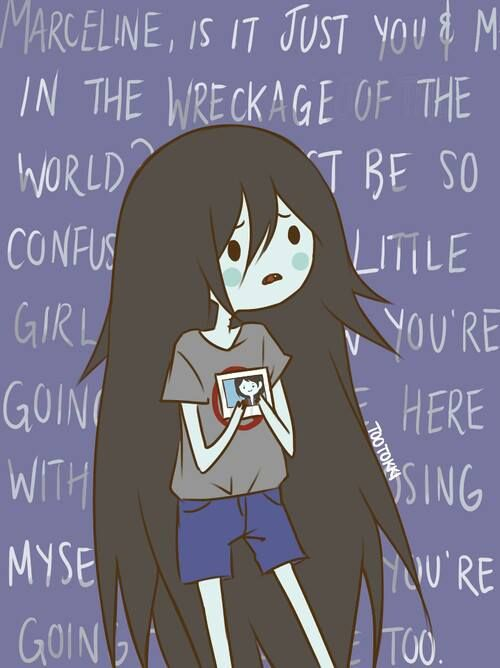 Marceline | Adventure Time