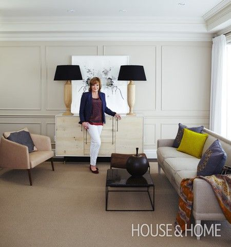 Marilyn Denis At Home | House & Home