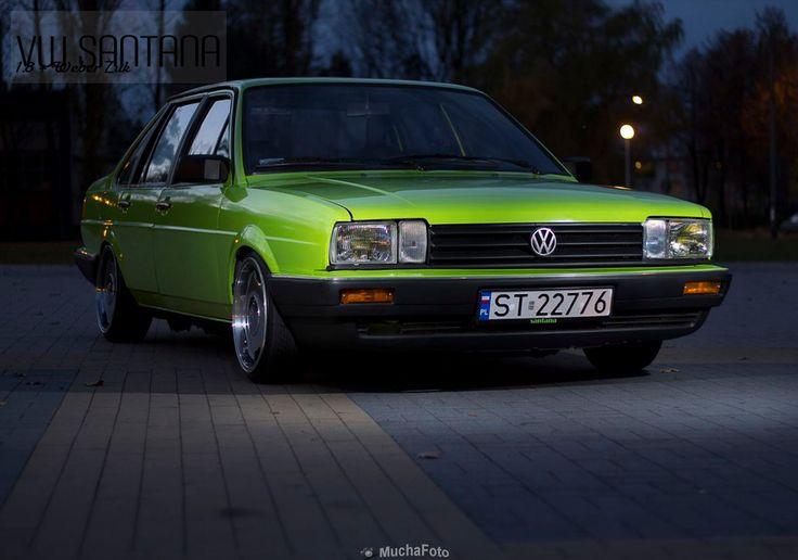 volkswagen santana b2 отзывы