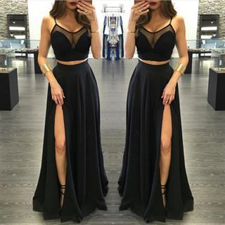 sexy prom dressprom dressessexy dresscharming prom dressblack formal pieces prom gown for teens - Colors For Prom