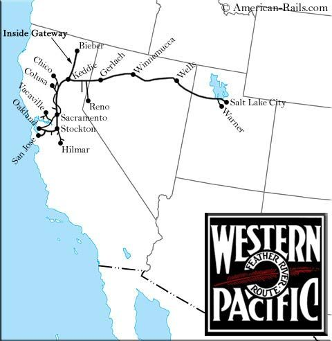 Best Railroad Maps Images On Pinterest Train Maps And Chicago - Western us railroad map