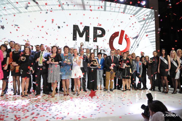 Laureaci MP Power Awards 2013.