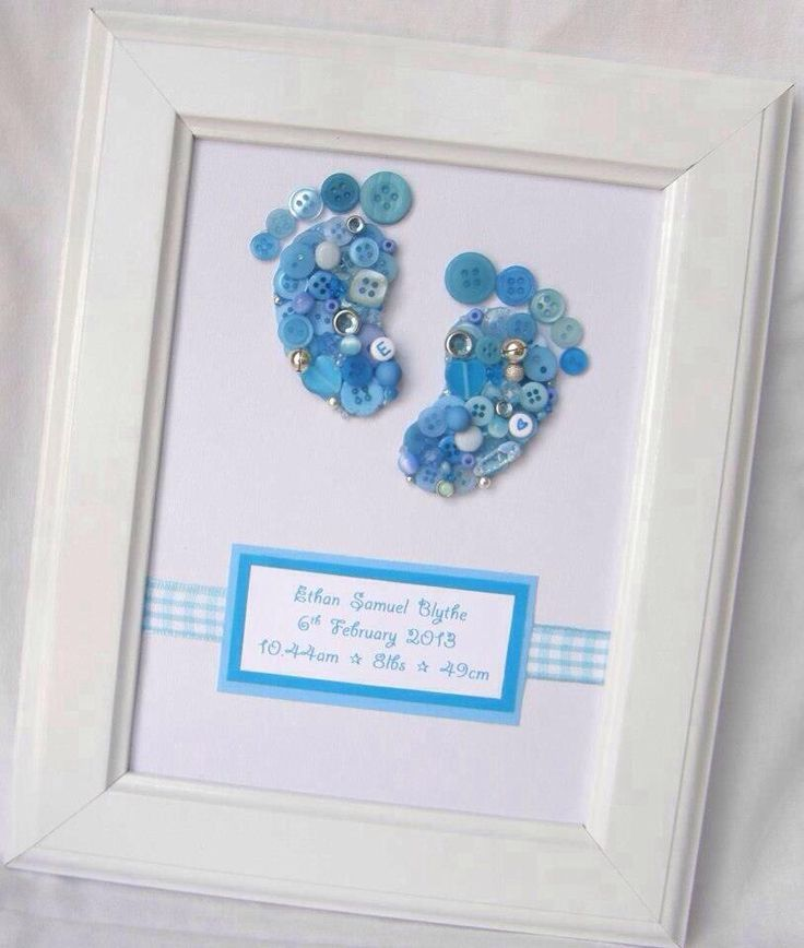Baby button picture of feet | Melissa's Baby Shower Ideas | Pinterest