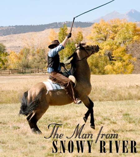 17 Best Images About The Man From Snowy River On Pinterest