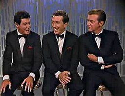 The Andy Williams Show Show with Eddie Fisher and Bobby Darrin