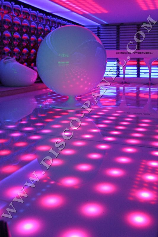 There Will Be A Disco Dance Floor In The Basement Of My