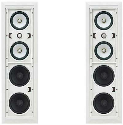 Best In Wall Home Theater Speakers 10 best top 10 best in-wall speakers in 2017 reviews images on