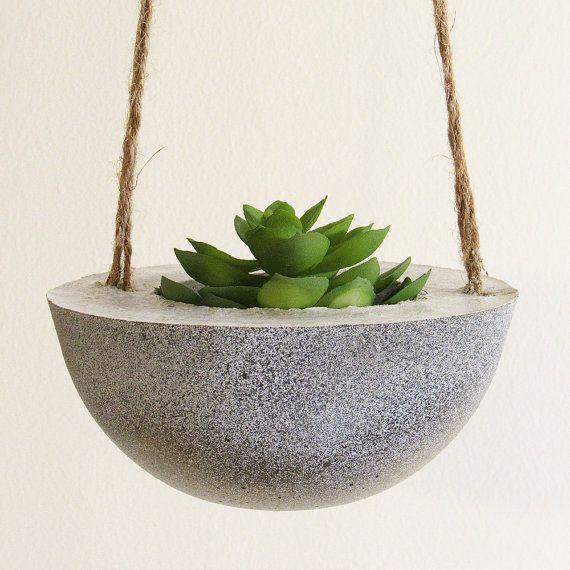 25 Best Ideas About Cement Planters On Pinterest Diy