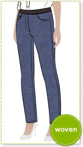Misty Stretch Pull-on Jean