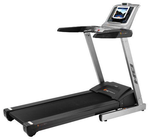 cool BH Fitness i.S Premium - Cinta de correr para fitness ( cardio, 2,75 ps, 115 kg ), color negro, plateado, talla 174 x 82 x 141 cm