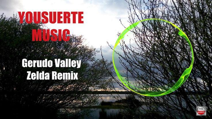 MUSICA ELECTRONICA PARA HACER EJERCICIO EN CASA 2017 (Gerudo Valley (Zel...