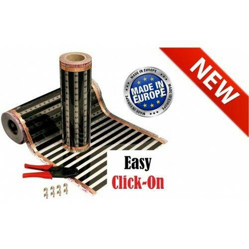 Click-On dhz vloerverwarming