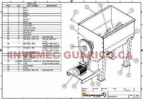 Planos Para Fabricar Mezcladora De Concreto En Pdf