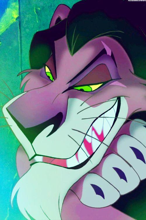 #14: Favourite villain - Scar... He's so evilllll