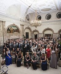 Lovely picture of Investors in People organisations from IIP North at the Investors in People Awards 2014!