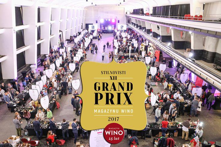 Ostatni weekend w świecie wina należał do Warszawy... http://exumag.com/xii-grand-prix-magazynu-wino-juz-za-nami/