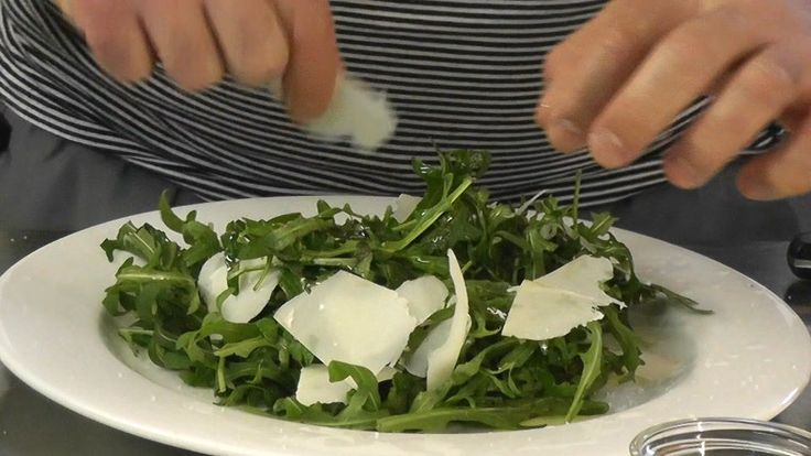 Rocket Salad! Check out our video below!
