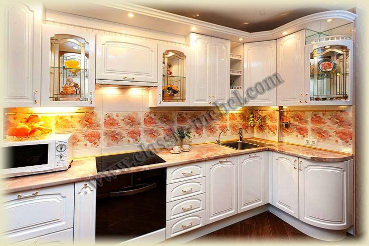 Кухня для невесты в стиле КЛАССИКА