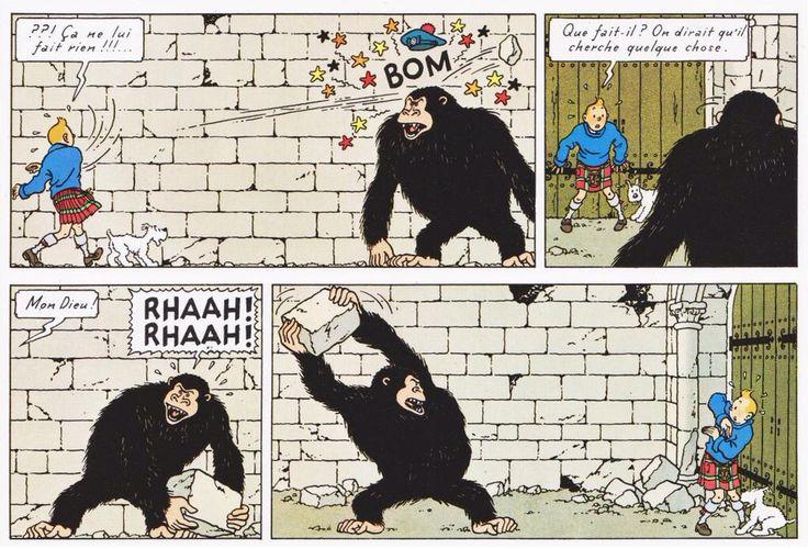 Tintin - L'Ile Noire