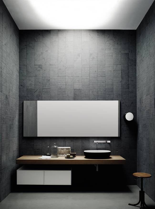 Boffi bathrooms systems #decoração #decoration #pin_it @mundodascasas See more here: www.mundodascasas.com.br
