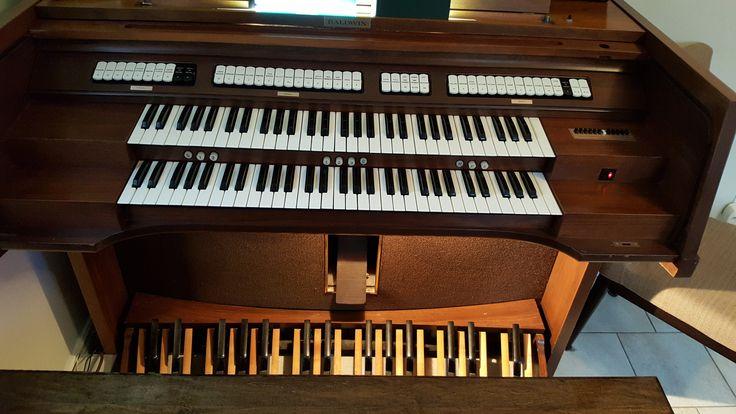 My Baldwin C630t Organ