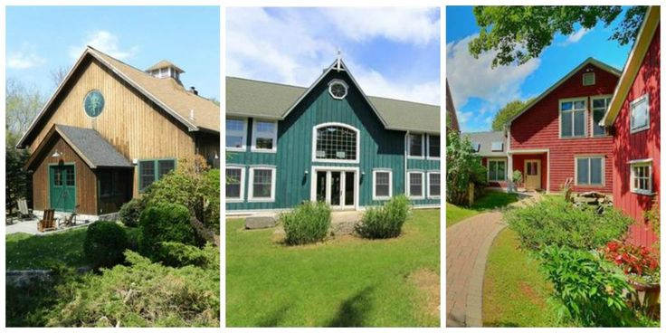 14 Barn Homes We Want to Move Into as Soon as Possible  - CountryLiving.com