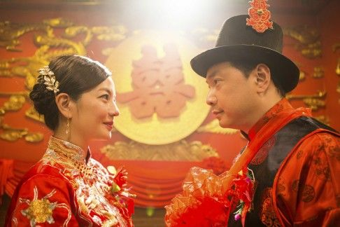 Zhao Wei in the comedy Lost in Hong Kong.